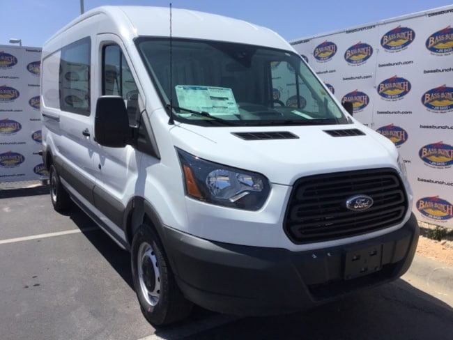 New 2019 Ford Transit-350 Base w/Sliding Pass-Side Cargo Door Commercial-truck in San Angelo. TX