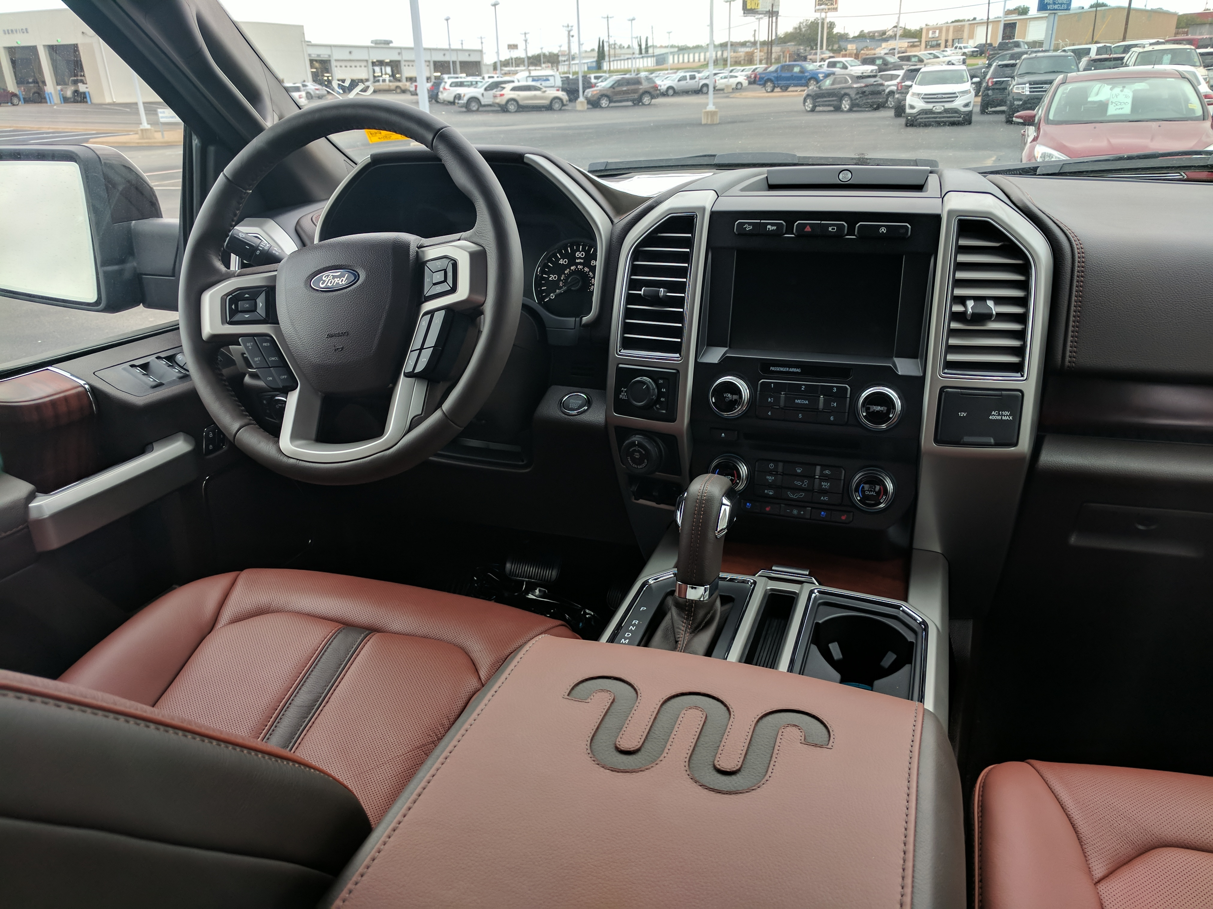 look first features king ford hd ranch exterior f limited and watch luxury interior