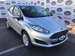 New 2019 Ford Fiesta S Sedan 3FADP4AJ3KM121400 in San Angelo. TX