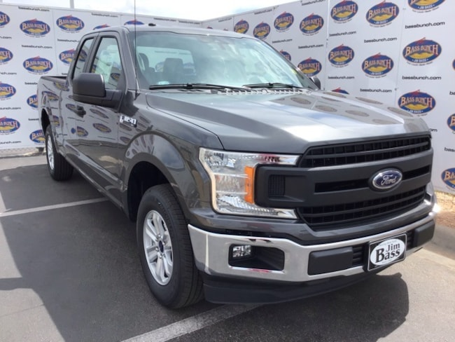 New 2019 Ford F-150 Truck SuperCab Styleside in San Angelo. TX