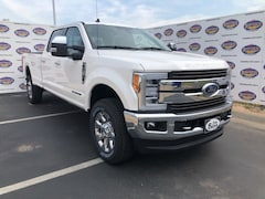 New 2019 Ford F-350 King Ranch Truck Crew Cab 1FT8W3BT9KEE96626 in San Angelo. TX
