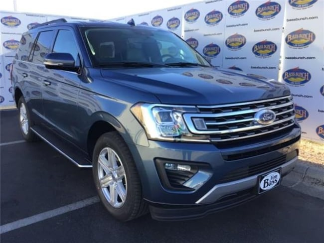 New 2019 Ford Expedition XLT SUV in San Angelo. TX