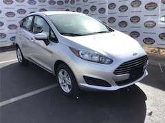 New 2019 Ford Fiesta SE Hatchback 3FADP4EJ5KM116824 in San Angelo. TX