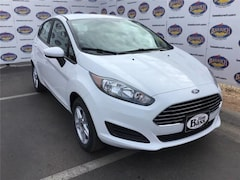 New 2019 Ford Fiesta SE Hatchback 3FADP4EJ5KM118167 in San Angelo. TX