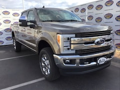 New 2019 Ford F-250 King Ranch Truck Crew Cab 1FT7W2BT8KED92957 in San Angelo. TX