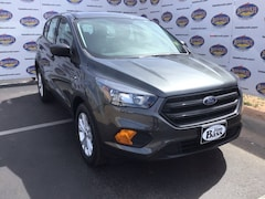 New 2019 Ford Escape S SUV 1FMCU0F75KUB26609 in San Angelo. TX