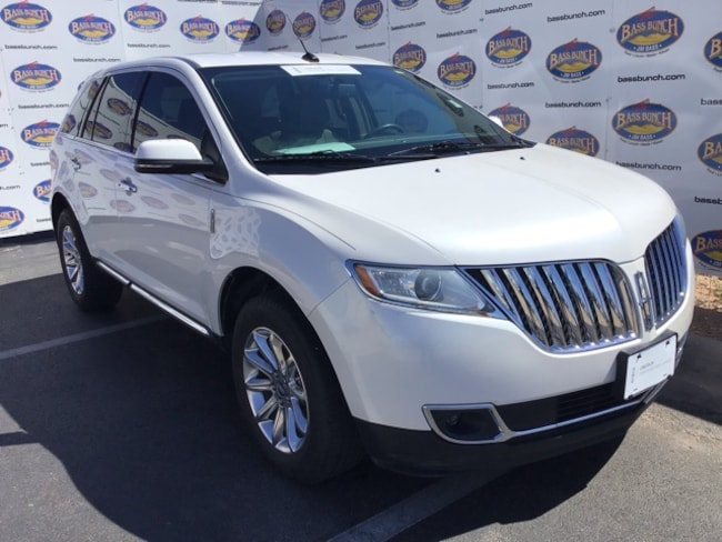 2014 Lincoln MKX Base SUV