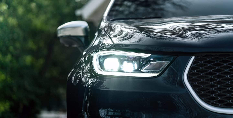Chrysler Pacifica Headlights