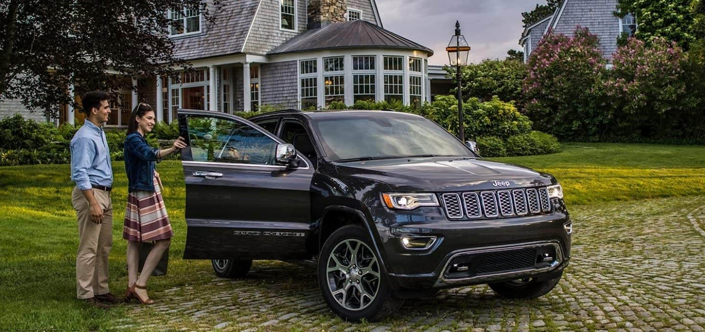 2021 Jeep Grand Cherokee 80th Anniversary Limited Edition