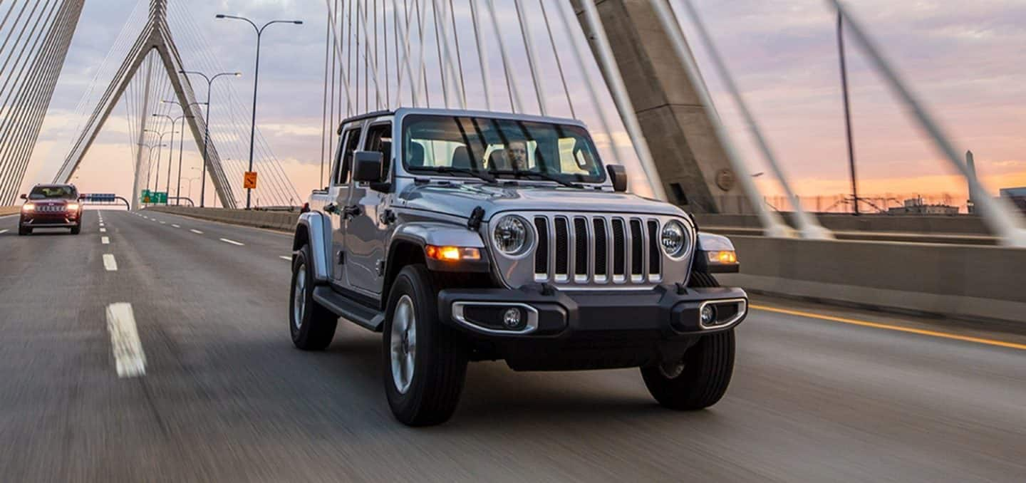 80th Anniversary Limited Edition 2021 Jeep Wrangler