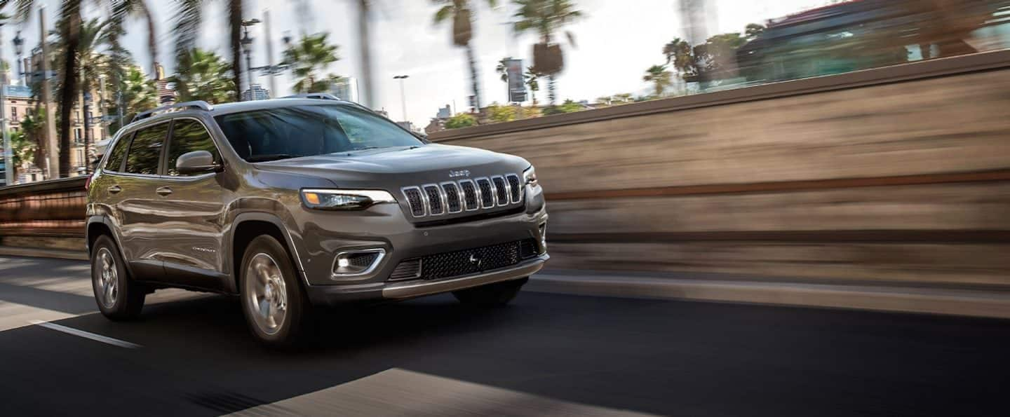 2021 Jeep Cherokee 80th Anniversary Limited Edition
