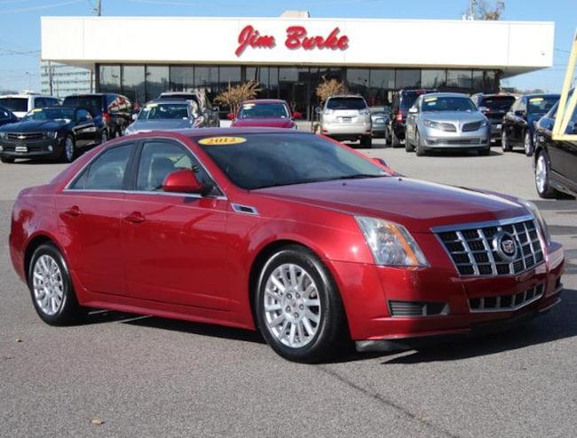 2012 Cadillac CTS Sedan 3.0L Luxury RWD Sedan