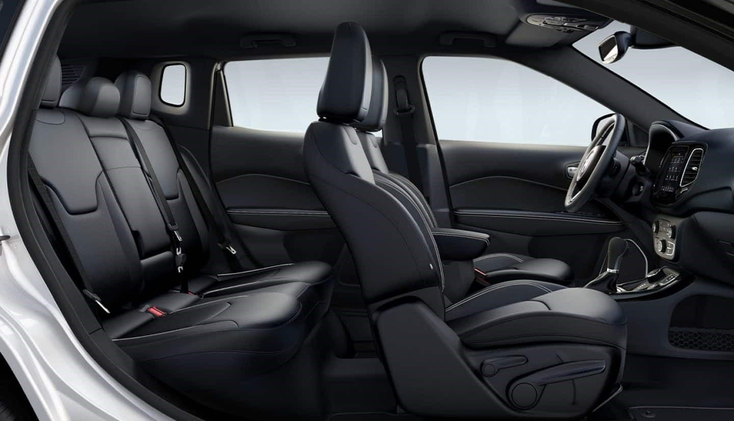 2021 Jeep Compass 80th Anniversary Limited Edition
