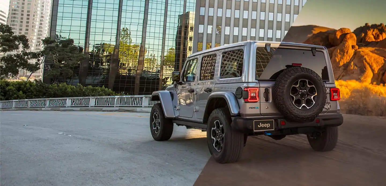 Jeep Wrangler 4xe for Sale in Birmingham, AL