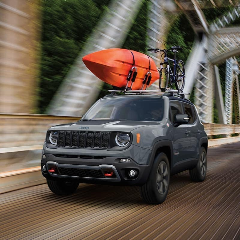 2021 Jeep Renegade 80th Anniversary Limited Edition