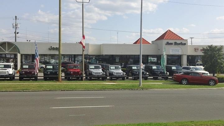 new dodge jeep ram chrysler car dealership birmingham about jim burke automotive. Black Bedroom Furniture Sets. Home Design Ideas