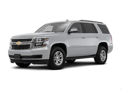 Used 2016 Chevrolet Tahoe For Sale at Jim Burke Lincoln