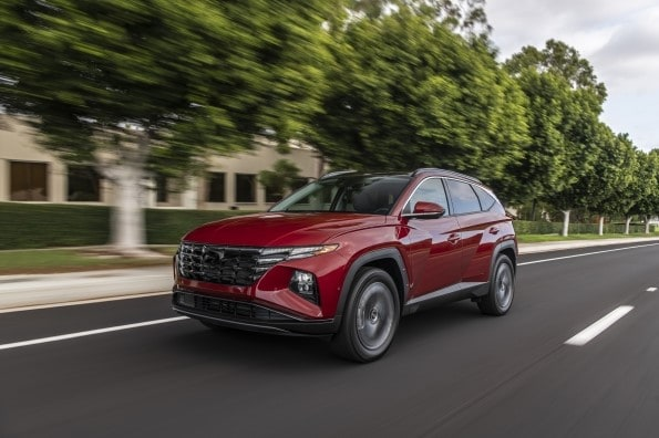 2022 Hyundai Tucson in Birmingham, AL