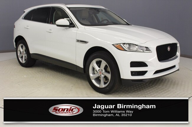 New 2019 Jaguar F-PACE 25t Premium SUV for sale in Birmingham, AL