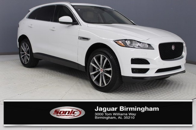 New 2019 Jaguar F-PACE 25t Prestige SUV for sale in Birmingham, AL