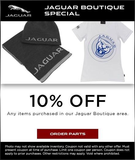 Jaguar Boutique Special