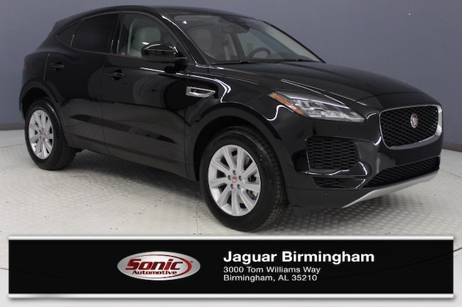 New 2019 Jaguar E-PACE S SUV for sale in Birmingham, AL