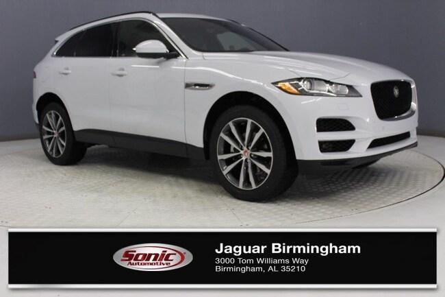 New 2019 Jaguar F-PACE 25t Prestige SUV for sale in Birmingham, AL