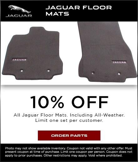 Jaguar Floor Mats