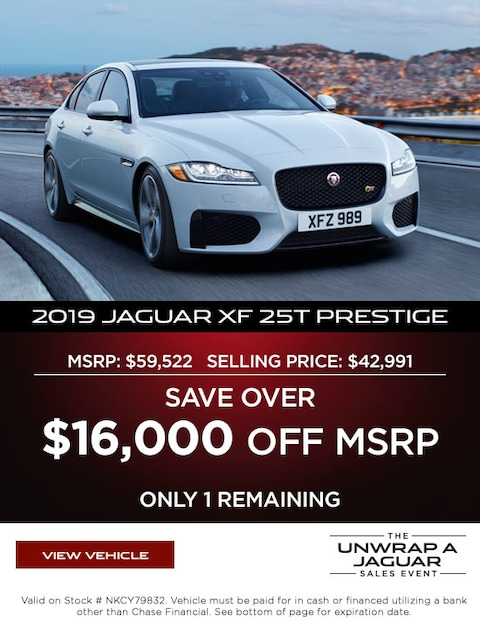Over $16,000 Off MSRP