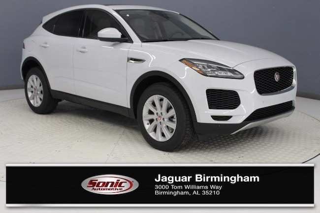 New 2019 Jaguar E-PACE S SUV for sale in Birmingham, AL