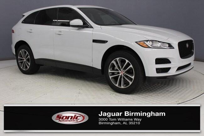 New 2019 Jaguar F-PACE 25t Premium SUV for sale in Birmingham, AL