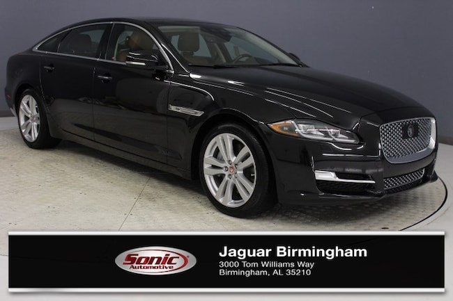 New 2019 Jaguar XJ XJL Portfolio Sedan for sale in Birmingham, AL