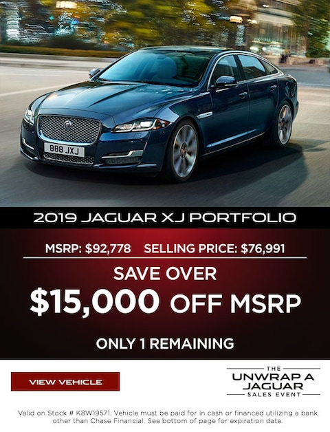 Over $15,000 Off MSRP