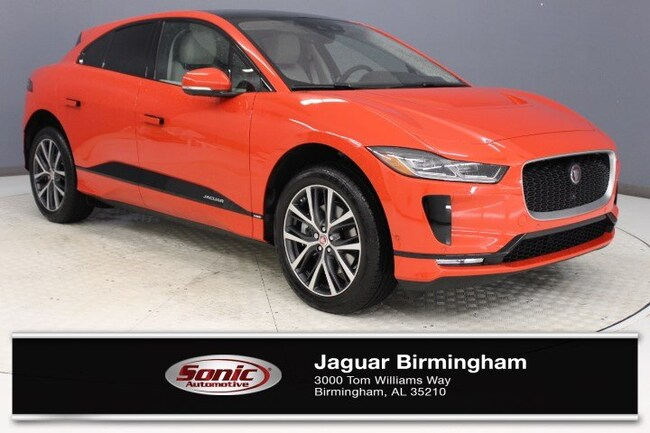 New 2019 Jaguar I-PACE First Edition SUV for sale in Birmingham, AL