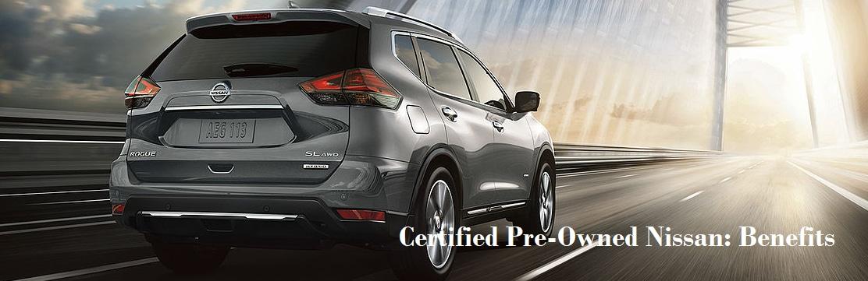 Certified Pre-Owned Nissan Rogue in Birmingham, AL