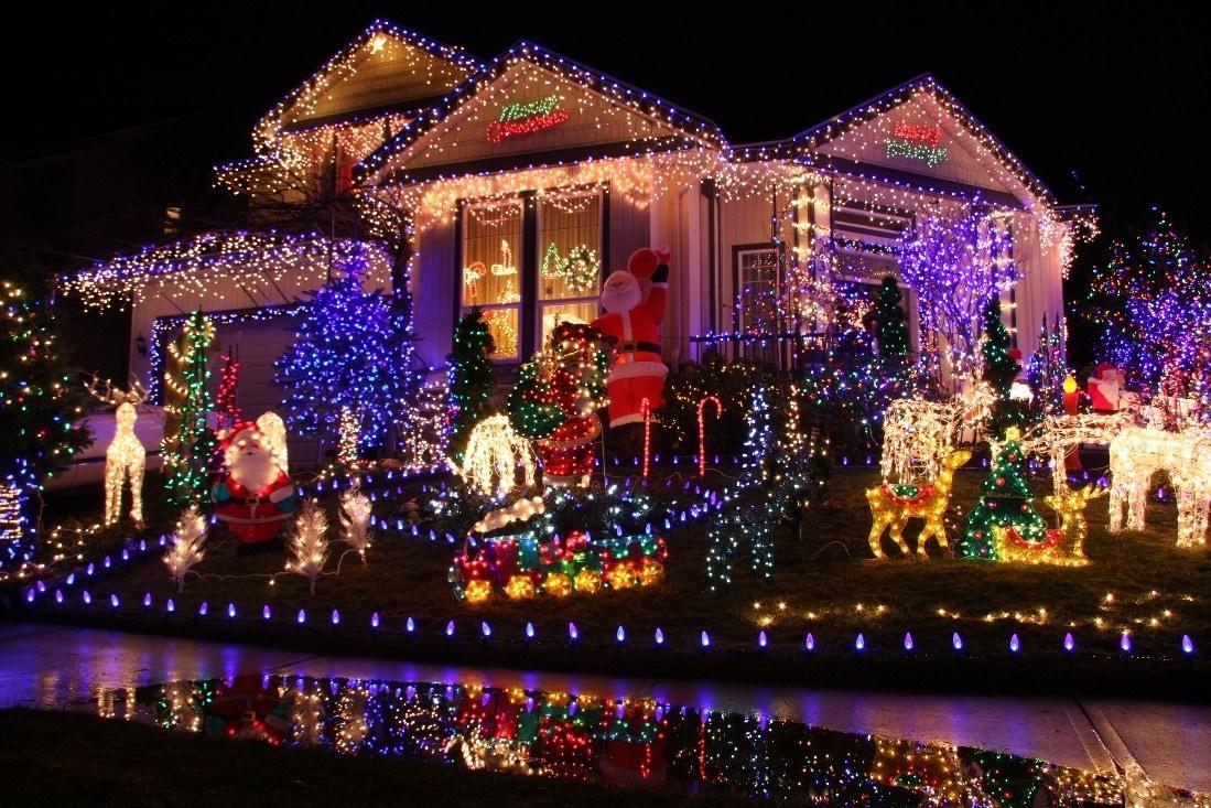 Christmas Lights in Birmingham