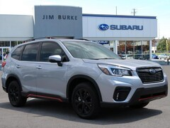 New 2019 Subaru Forester Sport SUV JF2SKAKC1KH499445 For sale in Birmingham AL, near Hoover