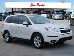 2015 Subaru Forester CVT 2.5i Limited Pzev SUV JF2SJAHC0FH562891 For sale in Birmingham AL, near Hoover
