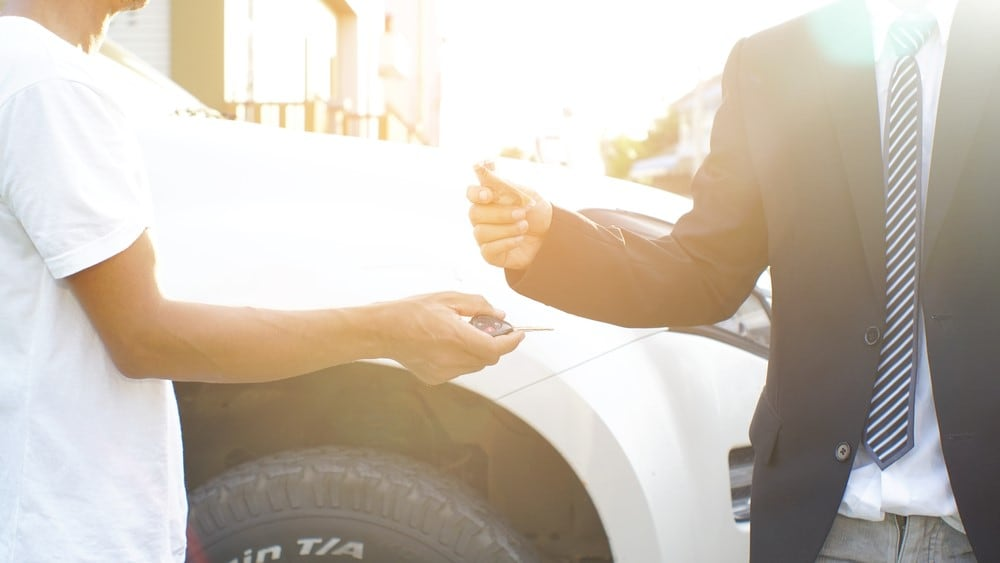 Trading in Your Vehicle at a Dealership