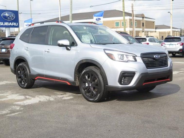 New 2019 Subaru Forester Sport For Sale In Birmingham Al