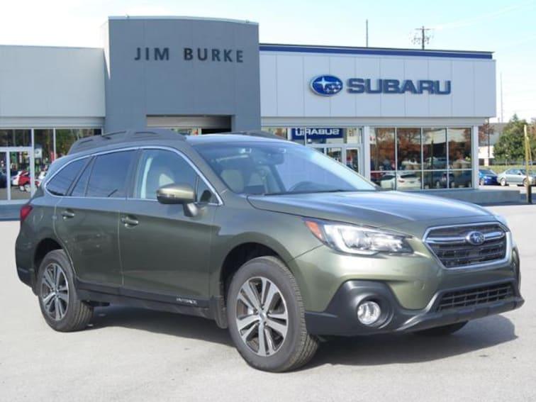 2019 Subaru Outback 2.5i Limited SUV 4S4BSANC5K3247944