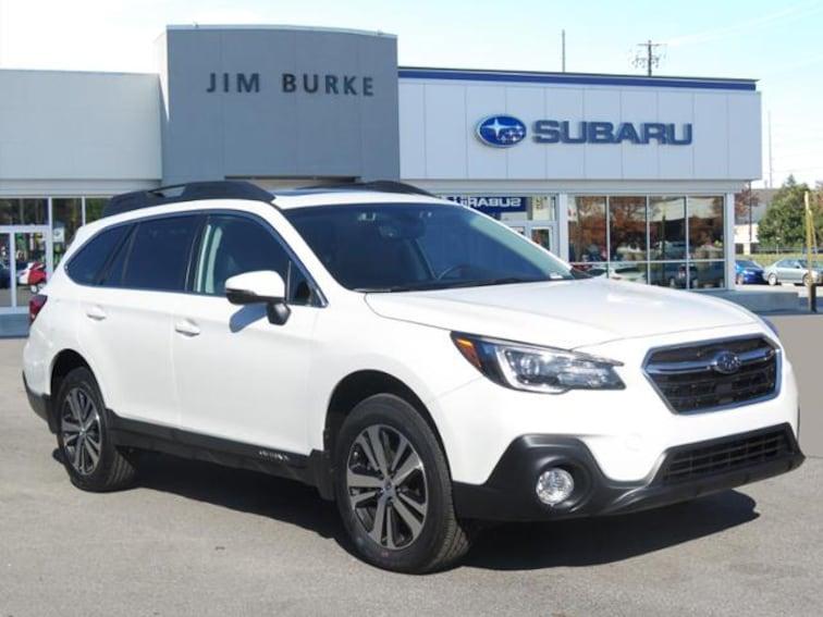 2019 Subaru Outback 2.5i Limited SUV 4S4BSANC1K3258147