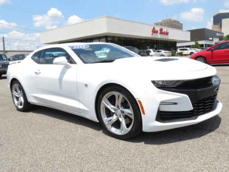 2019 Chevrolet Camaro SS w/2SS Coupe 1G1FH1R72K0111024