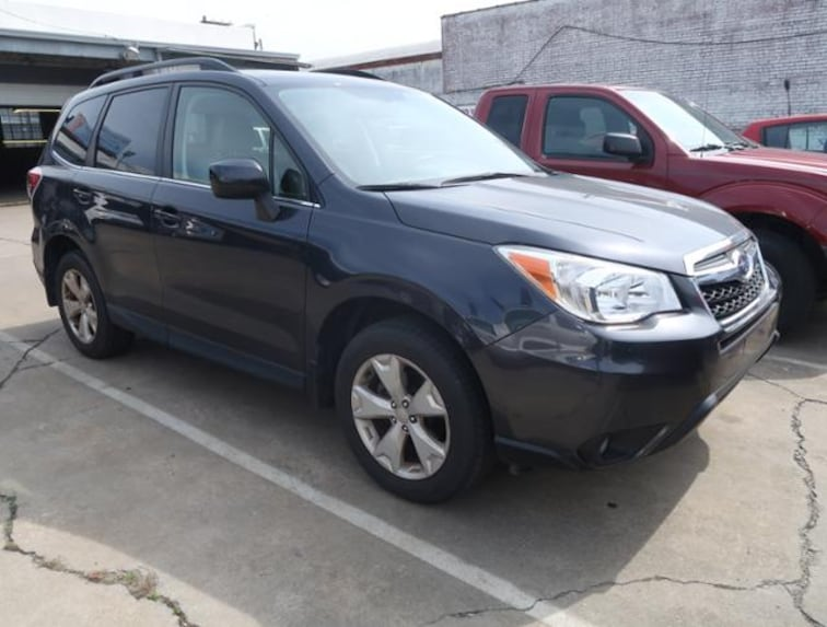 2016 Subaru Forester CVT 2.5i Limited Pzev JF2SJAHC8GH529168