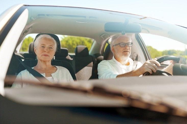 Seniors Driving