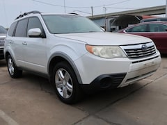 Used 2009 Subaru Forester 2.5X SUV JF2SH63669H723954 For sale in Birmingham AL, near Hoover