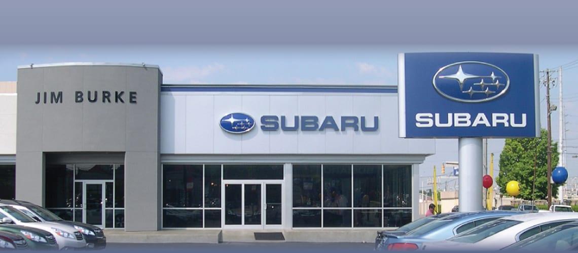 Jim Burke Subaru >> New Subaru Used Car Dealer Serving Birmingham Jim Burke Subaru