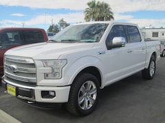 2015 Ford F-150 PLATINUM Super Crew Cab