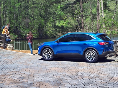 2020 Ford Escape Ford Lincoln Of Morgantown