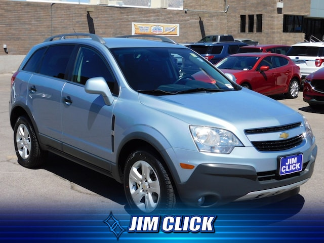 Used 2013 Chevrolet Captiva Sport For Sale at Jim Click